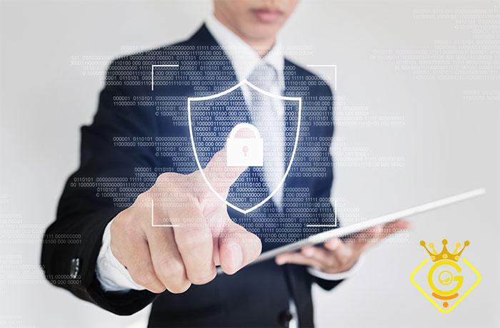 امنیت در طراحی سایت شرکتی گلزاروب