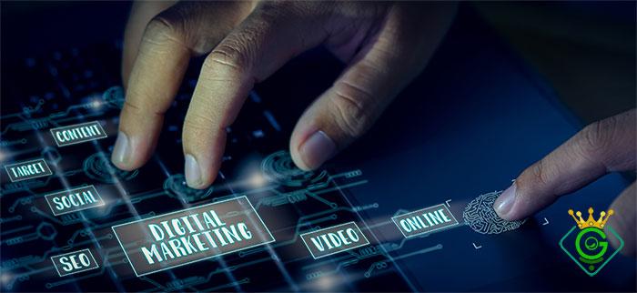خدمات بازاریابی اینترنتی-دیجیتال مارکتینگ گلزاروب