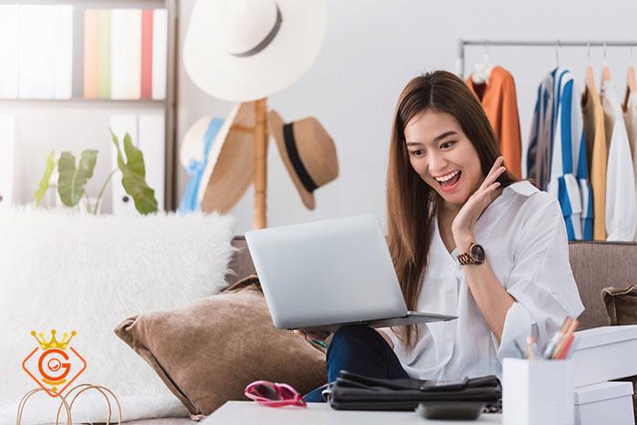طراحی سایت فروشگاهی لباس زنان گلزاروب