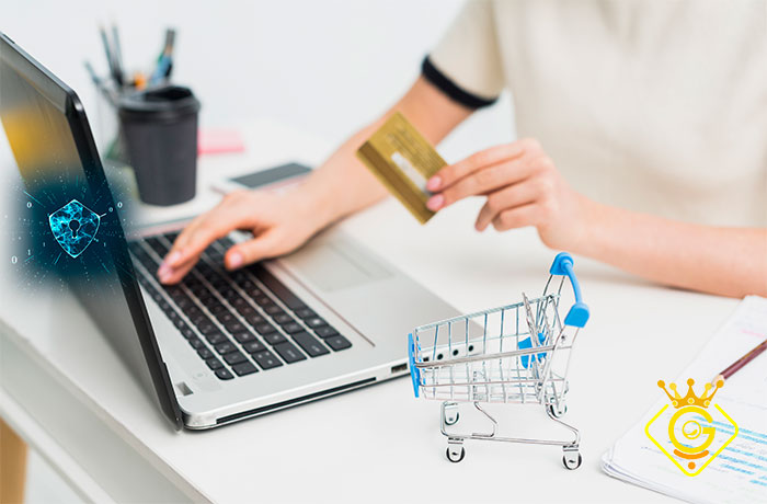 امنیت حرفه ای طراحی سایت فروشگاهی گلزاروب