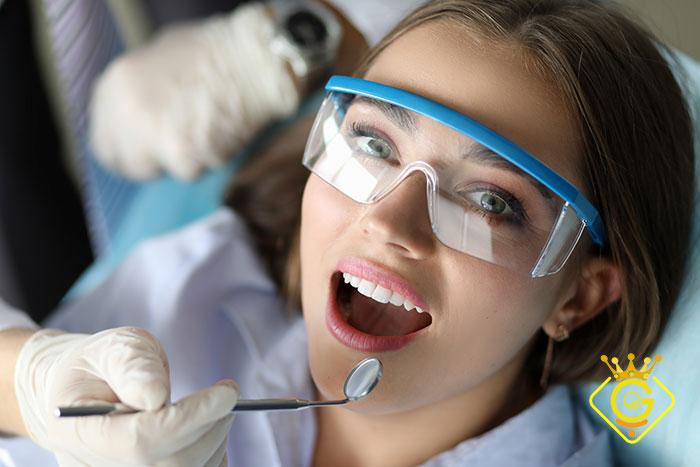 طراحی سایت دندانپزشکی گلزاروب