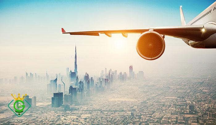 طراحی سایت شرکتی آژانس هواپیمایی گلزاروب