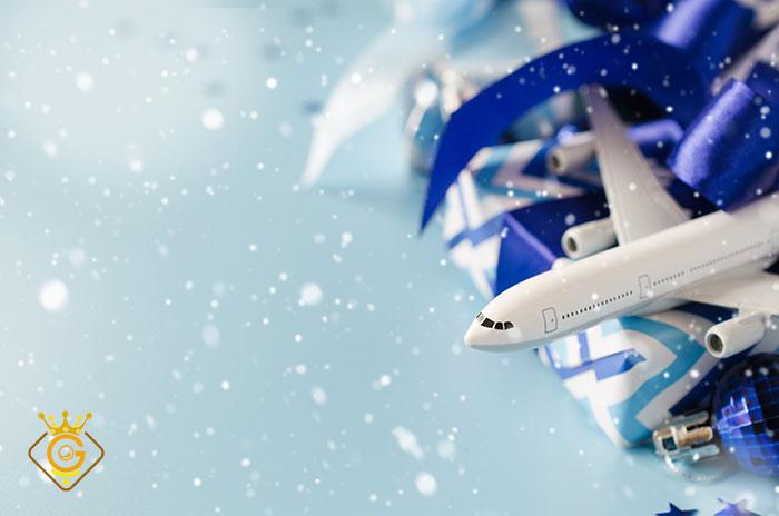 طراحی سایت شرکتی برای آژانس هواپیمایی گلزاروب
