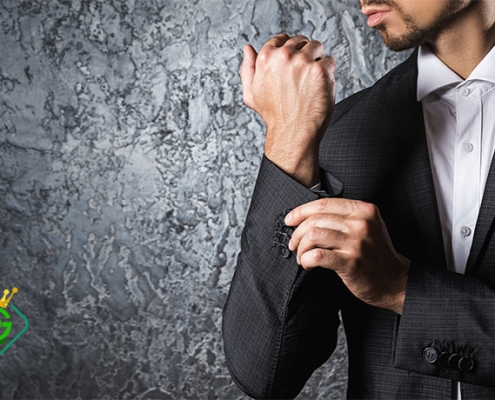 طراحی سایت فروشگاهی پوشاک مردانه گلزاروب