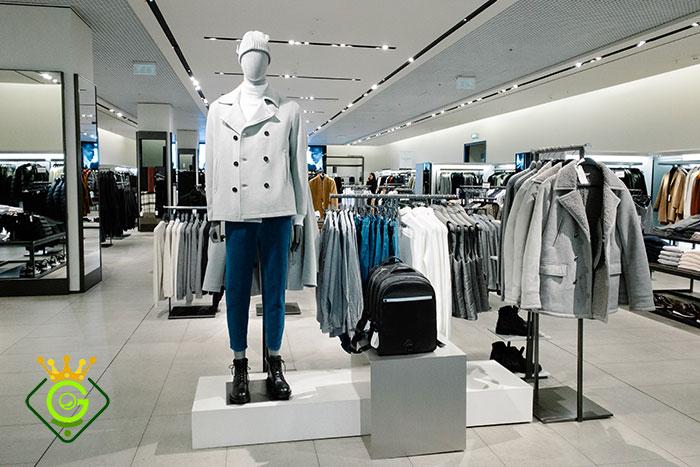 طراحی سایت فروشگاهی لباس مردانه گلزاروب