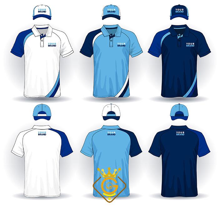 طراحی سایت فروش لباس های ورزشی گلزاروب
