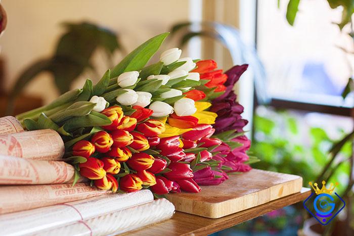 گل فروشی آنلاین گلزاروب