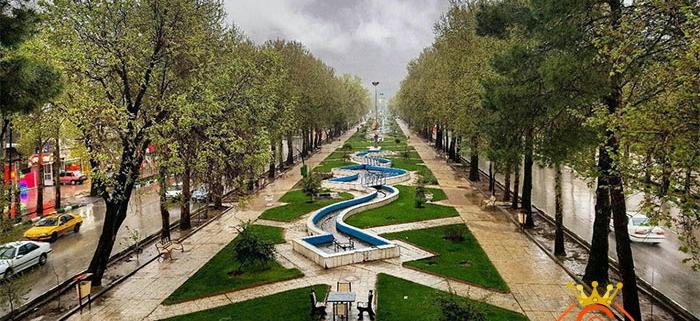 طراحی سایت شرکتی کرمانشاه توسط شرکت گلزاروب
