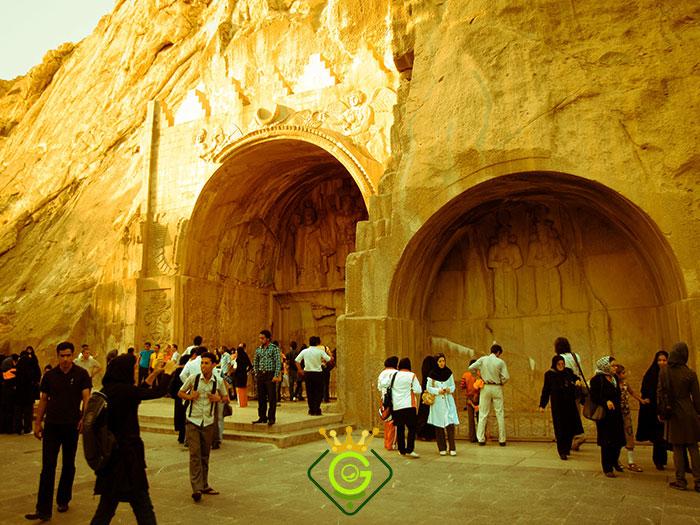طراحی وب سایت شرکتی در کرمانشاه - گلزاروب