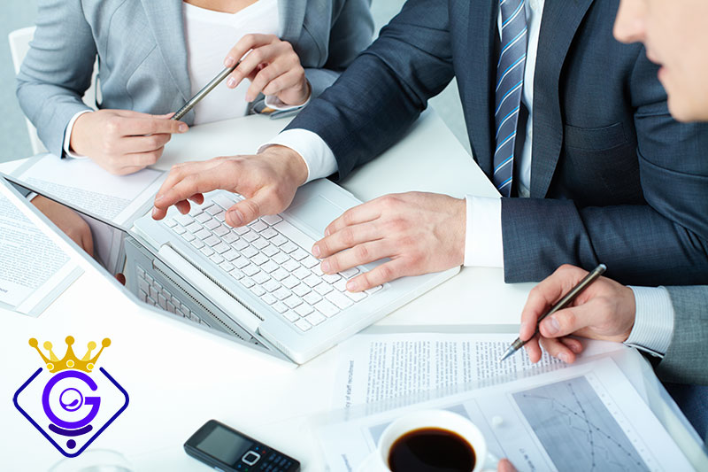 هدف از طراحی سایت شرکتی - گلزاروب
