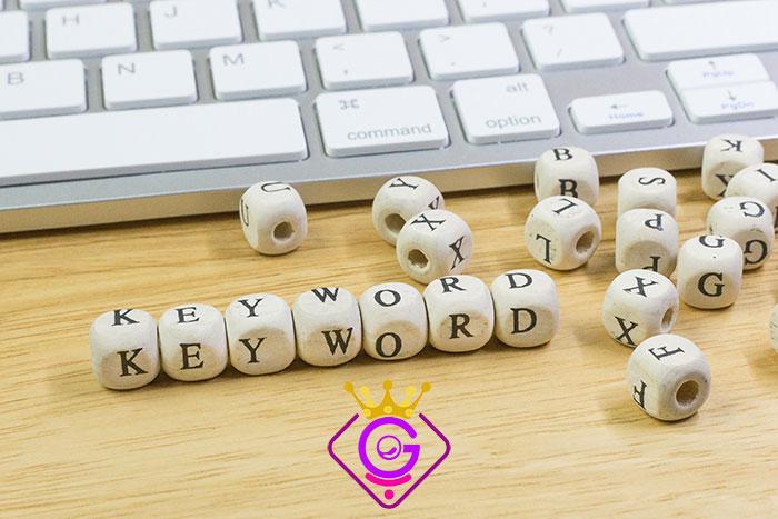 بهبود سئو وبسایت با انتخاب کلمات کلیدی مناسب با راهنمایی گلزاروب