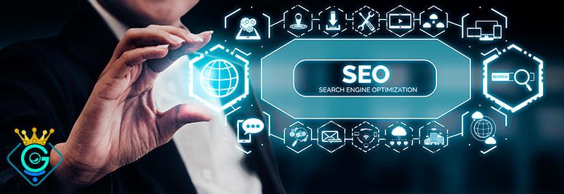 ارائه خدمات سئو در کنار طراحی سایت برای شرکت ها - گلزاروب