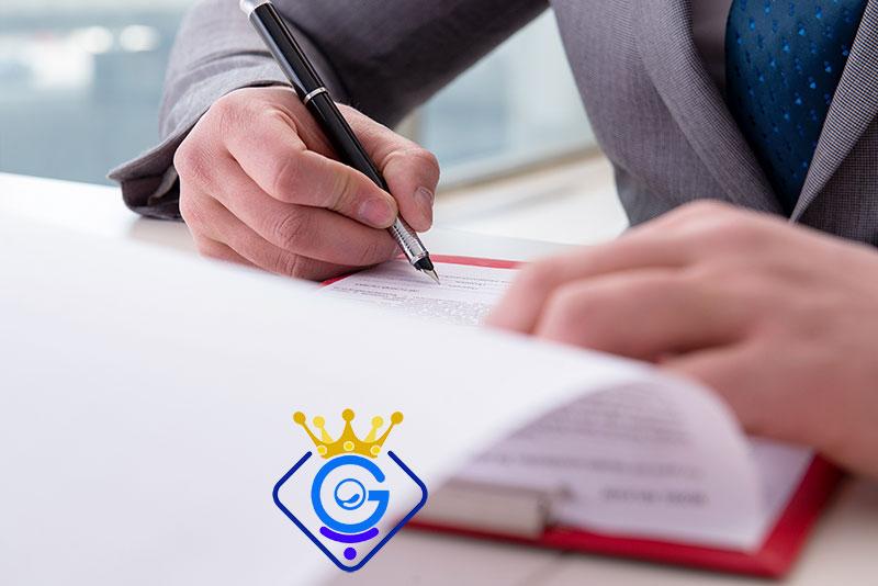قرارداد فی ما بین در شرکت ساخت سایت