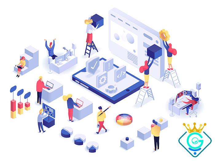 حرفه ای ترین نکات طراحی کاربری در سئو وب سایت گلزاروب