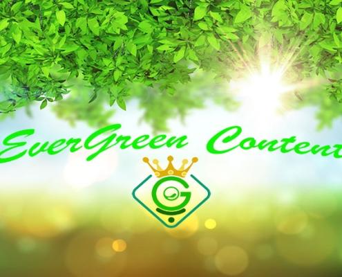 تولید محتوای همیشه سبز توسط گلزاروب