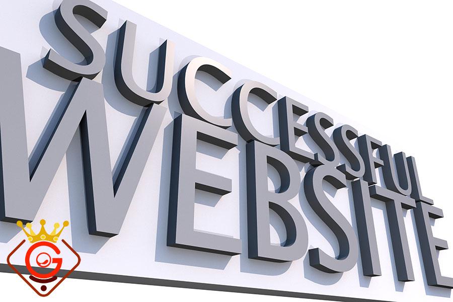اقدامات و کارهای مهم وب سایت