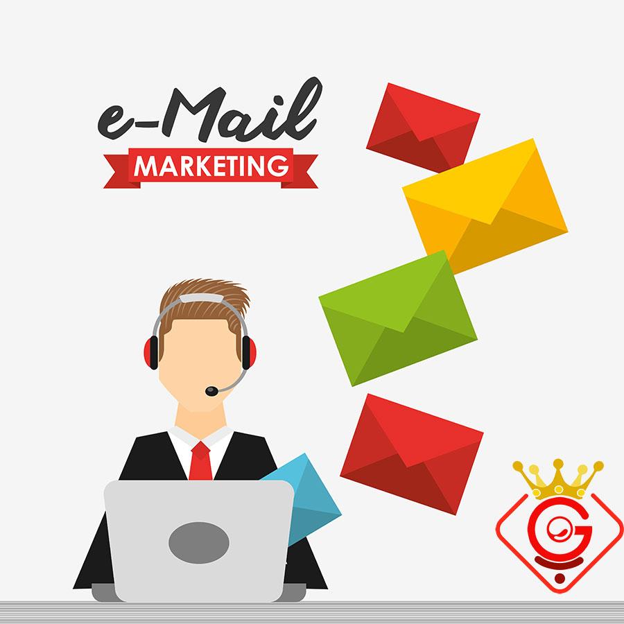 درامد زایی از طریق بازاریابی با فرستادن ایمیل