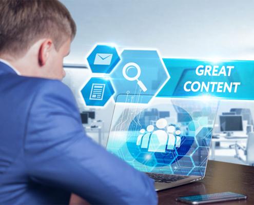 آموزش تولید محتوا با کیفیت و ارزشمند برای سایت و شبکه های اجتماعی