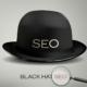 سئو کلاه سیاه و تکنیک هایی که می توانند بسیار به وب سایت ما ضربه بزنند.