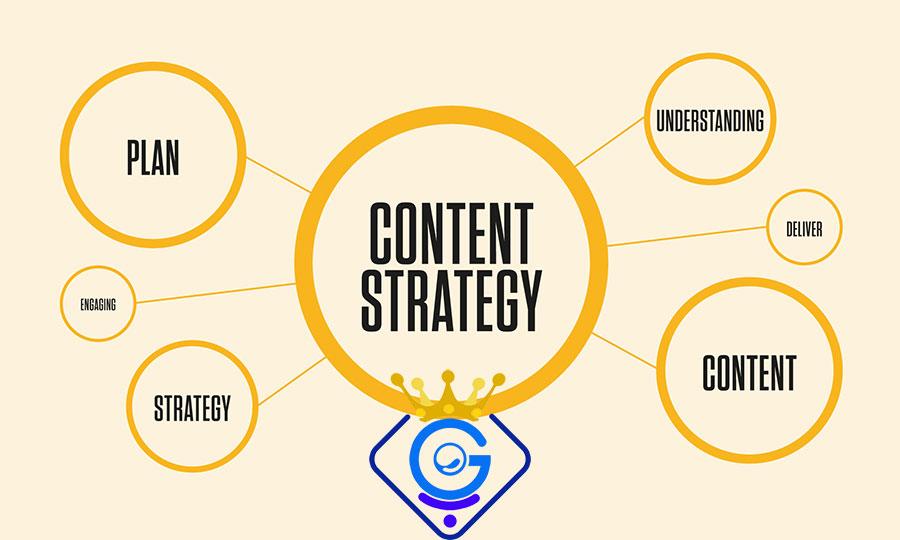 تدوین استراتژی محتوا و اهمیت بالای آن
