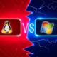 تفاوت هاست لینوکس و هاست ویندوز