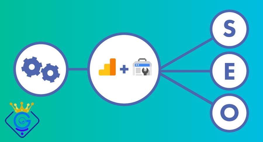 چگونه گوگل سرچ کنسول را به گوگل آنالیتیکس وصل کنیم؟