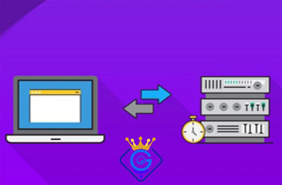 اهمیت server response time بر روی سرعت وب سایت