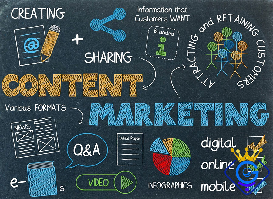 هدف هایی که می تواند از بازاریابی محتوا دنبال می شود؟