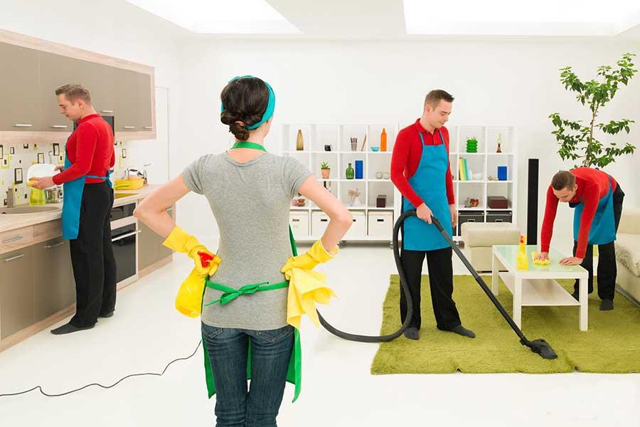 رعایت اصول سئو سایت برای شرکتی های خدماتی نظافتی