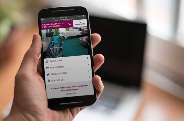 طراحی سایت برای موبایل و نکاتی که باید رعایت شود