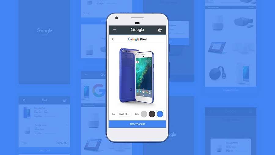 طراحی وب سایت برای دستگاه موبایل و تبلت
