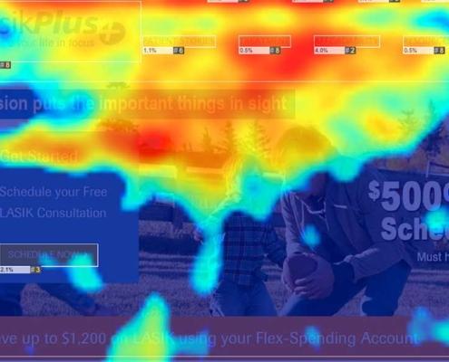 چطور می توان نقشه گرمایی سایت را تحلیل و آنالیز نمود؟